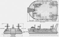 SRN4 diagrams -   (The <a href='http://www.hovercraft-museum.org/' target='_blank'>Hovercraft Museum Trust</a>).